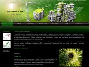 Raport oddziaływania na środowisko - usługa firmy Eko-Projekt.